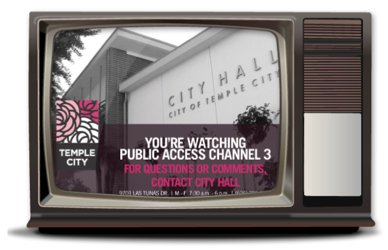 TCTV Public Access Channel 3